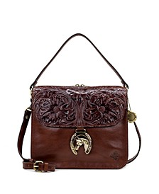 Serres Top Handle Crossbody