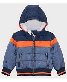 Rothschild Baby Boys Colorblock Bomber