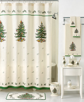 Single Stall Shower Curtain Decorate with Shower Curtain