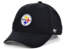 Pittsburgh Steelers Kids Team Color MVP Cap