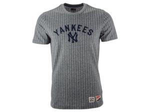 New Era Men's New York Yankees Pinstripe Crew Top Ii