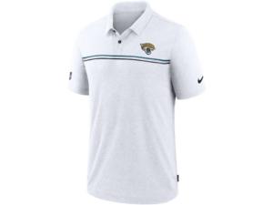 Nike Jacksonville Jaguars Men's Dri-Fit Short Sleeve Polo
