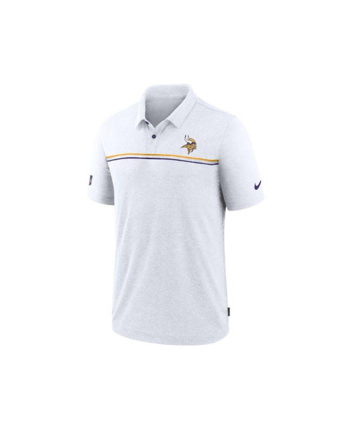Nike Minnesota Vikings Men's Dri-Fit Short Sleeve Polo & Reviews - Sports Fan Shop By Lids - Men - Macy's