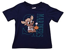 Seattle Mariners Infant Baby Mascot T-Shirt