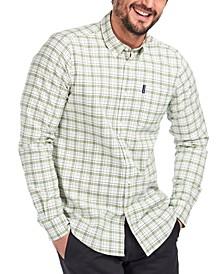 Men's Tattersall Cotton Shirt