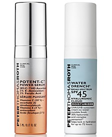 Receive your Free 2-PC Skincare Gift with any $50 Peter Thomas Roth purchase!