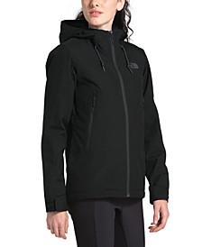 Women's Inlux Hooded Fleece-Lined Raincoat