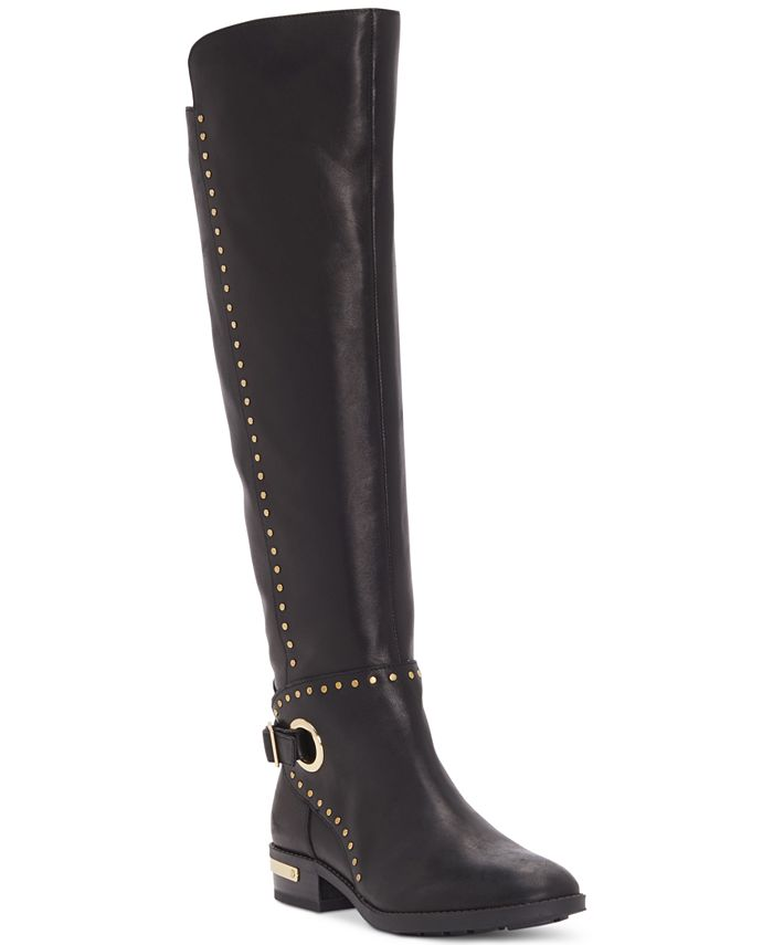 Vince Camuto - Women's Poppidal Stretch Riding Boots