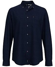 Men's Billy Twill Cotton Shirt