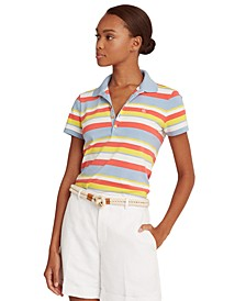 Kiewick Striped Polo Shirt