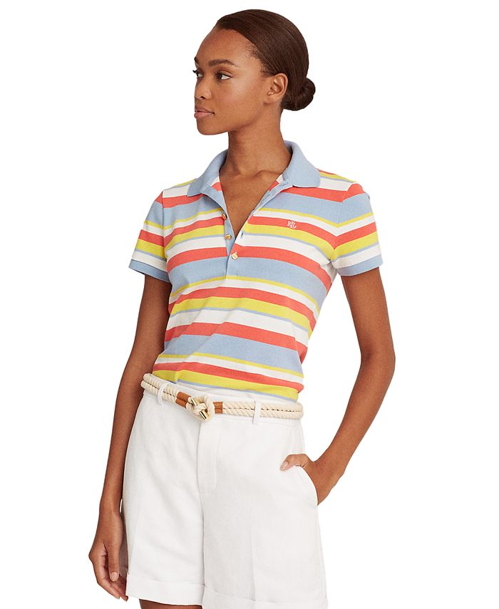 Lauren Ralph Lauren - Kiewick Striped Polo Shirt