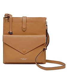 Leather Wilton Way Crossbody