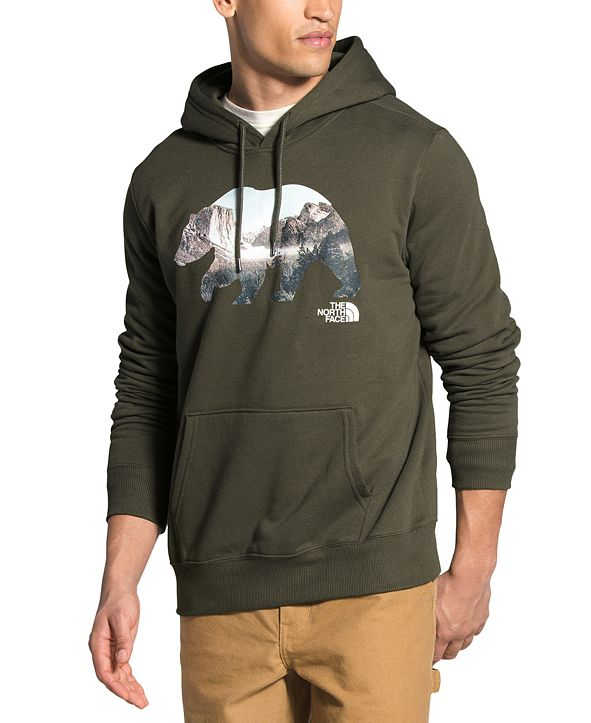 The North Face Men's Bearinda Pullover Hoodie