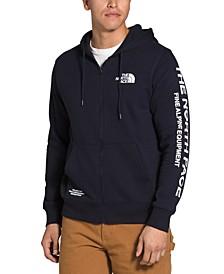 Men's Brand Proud Zip-Front Hoodie