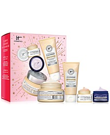 4-Pc. Celebrate Confidence In Your Skincare Anti-Aging Skincare Set