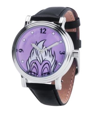 Disney Villains Ursula Women's Silver Vintage Alloy Watch 38mm