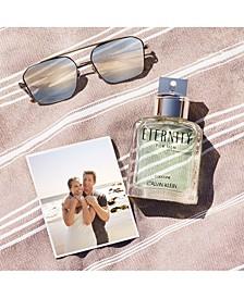 Men's ETERNITY Cologne For Him Eau de Toilette Fragrance Collection