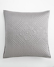 Classic Grand Bouquet Quilted European Sham, Created for Macy's