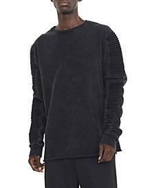 Men's Crew Neck Fleece Sweater