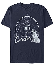 Men's London Pups Short Sleeve T-Shirt