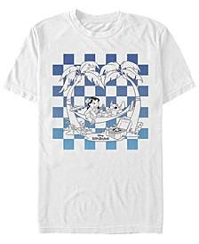 Men's Lilo Stitch Group Short Sleeve T-Shirt