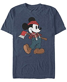 Men's Lumberjack Mickey Short Sleeve T-Shirt