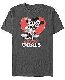Men's Couple Goals Short Sleeve T-Shirt