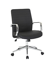 Mid-Back Managers Office Chair