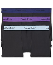 Men's Microfiber Stretch Trunk 3-Pack