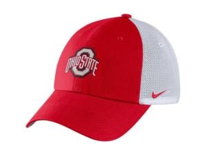 Nike Ohio State Buckeyes Heritage 86 Trucker Cap