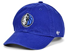 Dallas Mavericks Kids Clean Up Cap