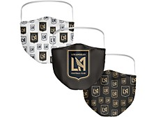 Los Angeles Football Club 3-Pk. Face Mask