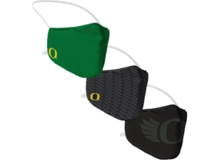 Oregon Ducks 3-Pk. Face Mask