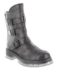 Women's Seth Lug Sole Combat Boots