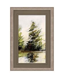 """Evergreen 2 Framed Wall Art, 44"""" x 29"""""""