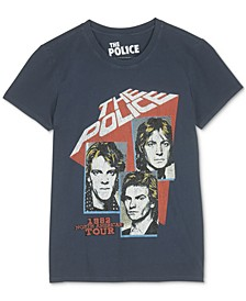 The Police Graphic T-Shirt