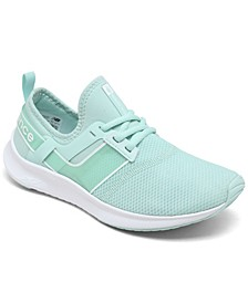 Women's NB NERGIZE Pastel Slip-on Running Sneakers from Finish Line