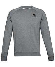 Men's Big and Tall Rival Fleece Crew T-Shirt
