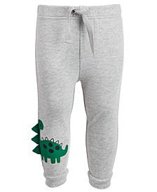 Baby Boys Dino Jogger Pants, Created for Macy's
