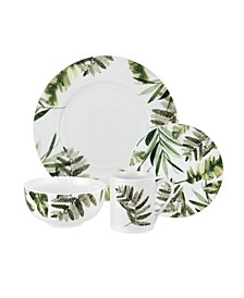 Home Pressed Ferns 16 Piece Set