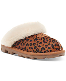 UGG® Women's Coquette Sparkle Slippers