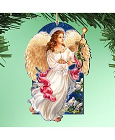 by Dona Gelsinger Angel of The Light Home and Outdoor Decor, Set of 2