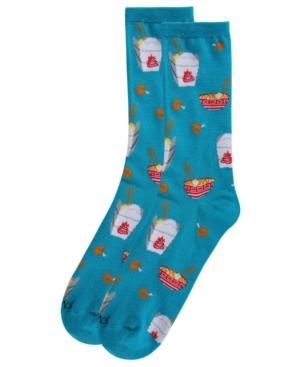 Let's Order Takeout Women's Novelty Socks