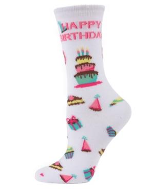 Happy Birthday Women's Novelty Socks