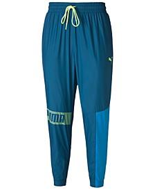 Men's Colorblocked Training Pants