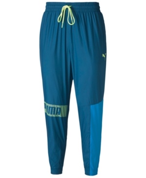 Puma Men's Colorblocked Training Pants