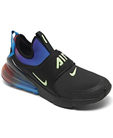 Big Kids Air Max 270 Extreme Slip-on Casual Sneakers from Finish Line