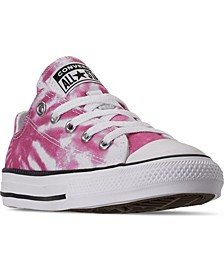 Big Girls Chuck Taylor All Star Tie-Dye Low Casual Sneakers from Finish Line