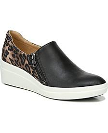 Sierra Wedge Sneakers