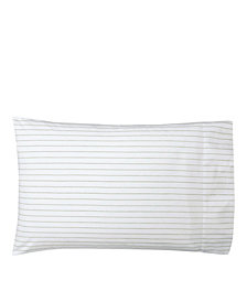 Lauren Ralph Lauren Spencer Stripe Standard Pillowcase